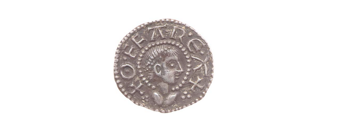 In 780 AD The King of Mercia